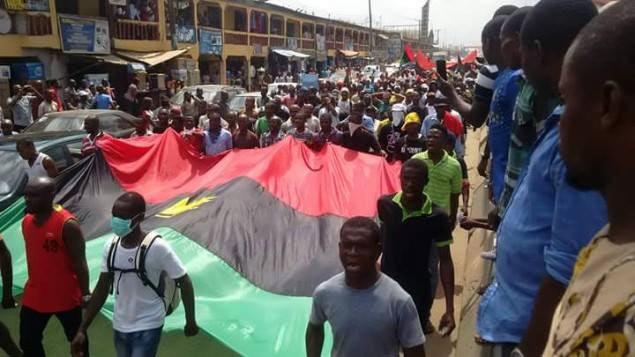 Buhari visits Enugu today. IPOB says We don't want Buhari in Igboland because...