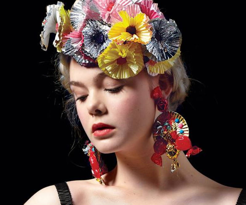 Headpiece by Will Cotton