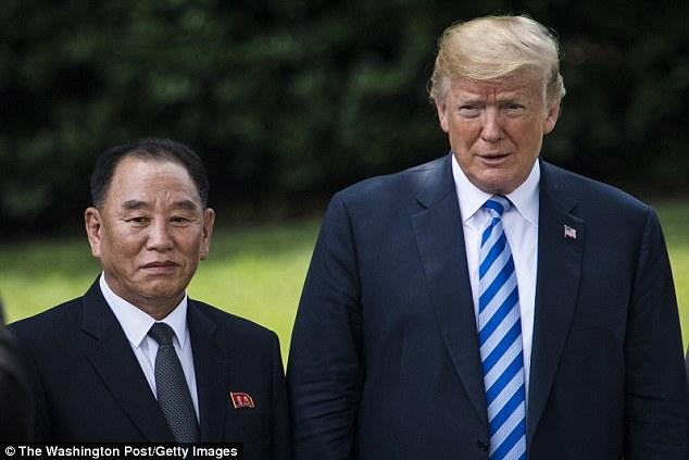 Kim Jong Un invites Donald Trump to a second summit in North Korea in July'