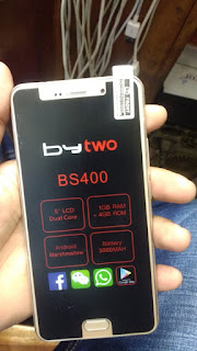 BYTWO BS400 Flash File MTK6580-V-6.0 Without Password Download BY MobileflasherBD
