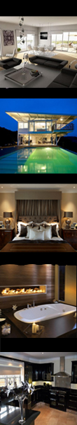 Cutaway Apartment Full Furnitures Modern Design: Home Furniture
