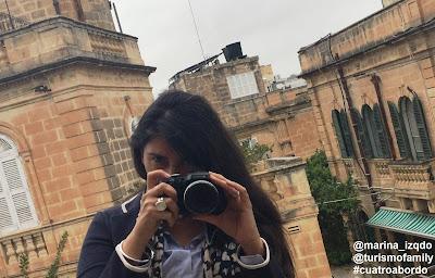 Marina Izquierdo Turismo familiar hoteles destinos comunicación calidad