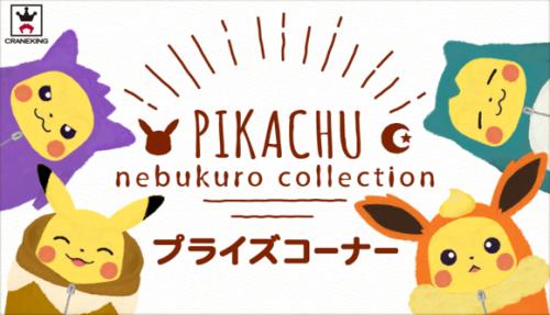 sleeping bag Pikachu