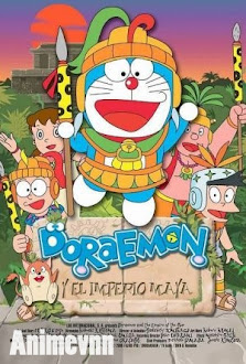 Doremon -Nobita và truyền thuyết vua Mặt Trời - Doraemon: Nobita and the Legend of the Sun King Thuyết Minh 2013 Poster