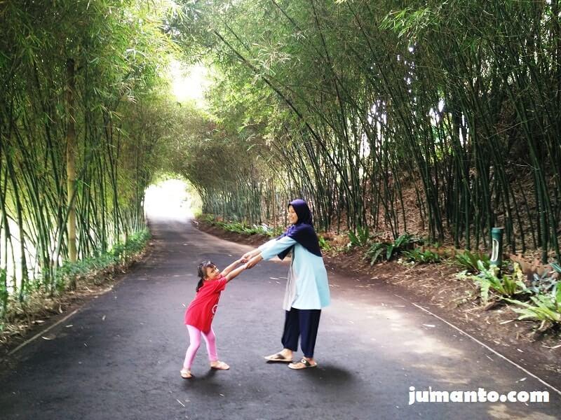 foto dusun bambu lembang
