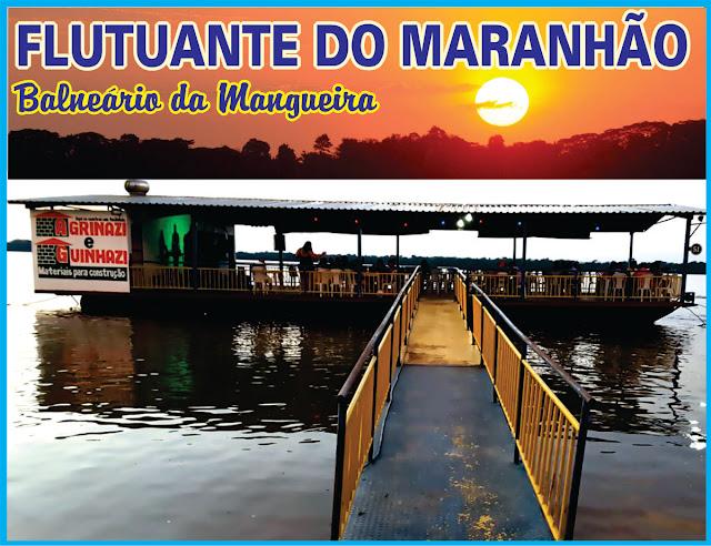 EM MARABÁ -- FLUTUANTE DO MARANHÃO - Baleário da Mangueira - VEJA AS FOTOS