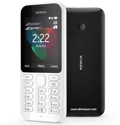 Nokia-222-USB-Driver