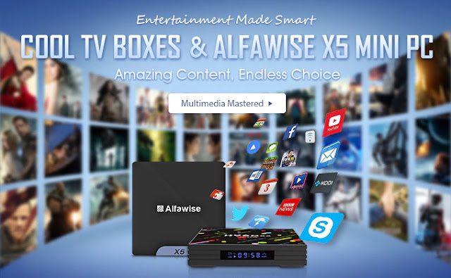 cool tv boxes