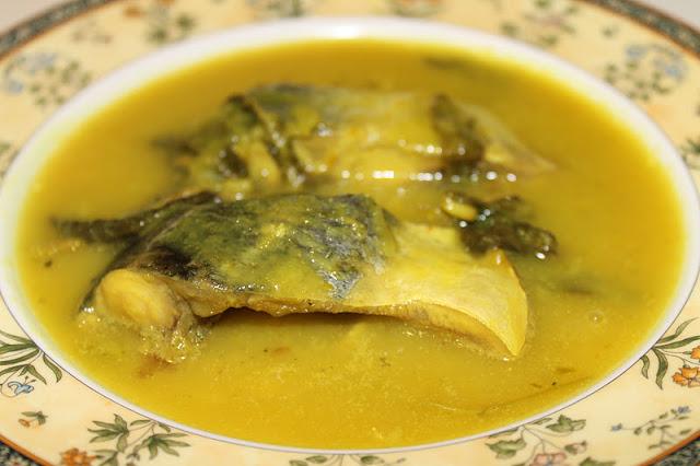 Ikan Patin Masak Tempoyak