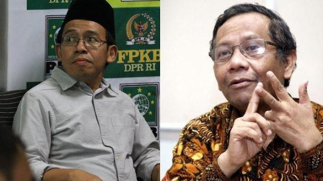 Komentar Akhmad Sahal Setelah Debat Pilpres: Andai Mahfud MD Dampingi Jokowi