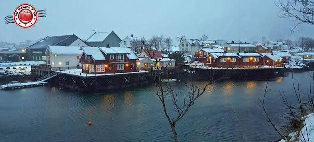 Islas Lofoten, Noruega