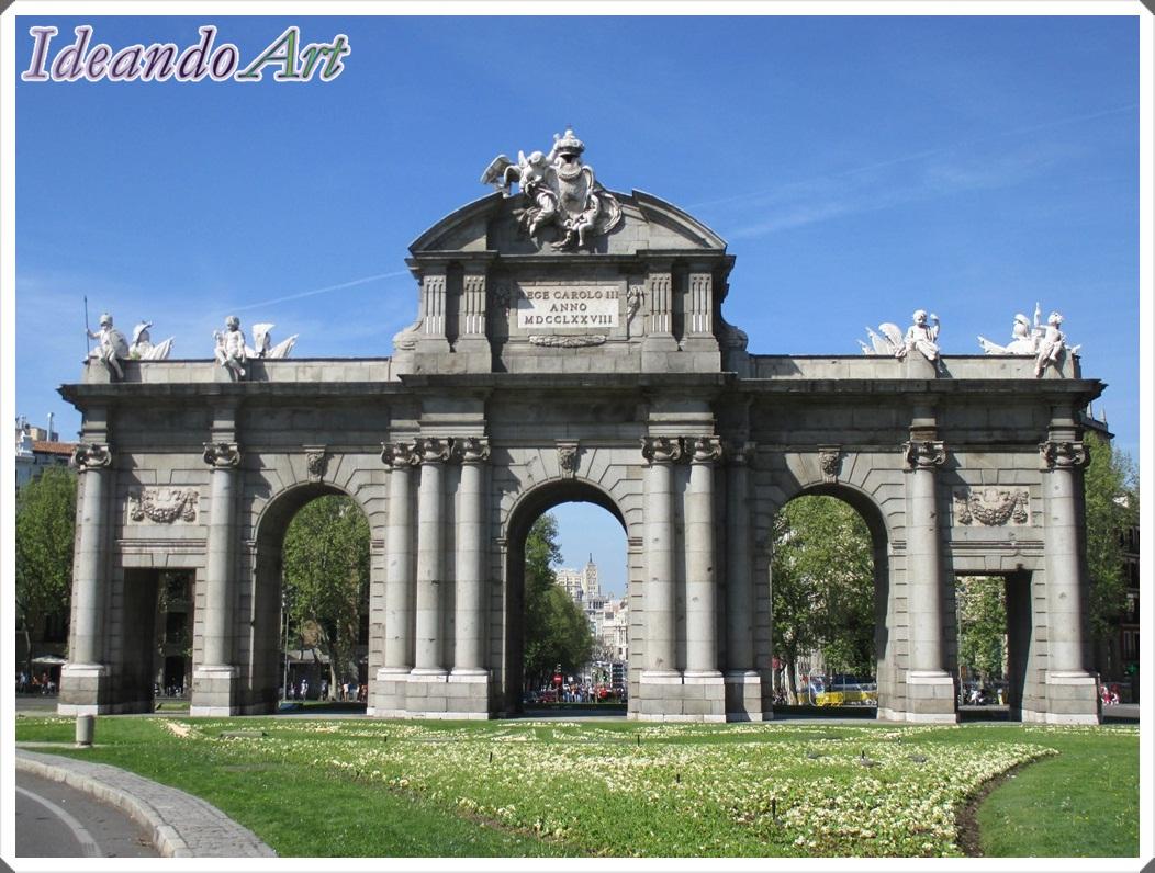 Puerta Alcalá