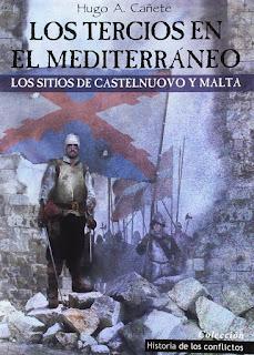"""""""LOS TERCIOS EN EL MEDITERRANEO"""". Libro Reseña - Bellumartis Historia Militar"""