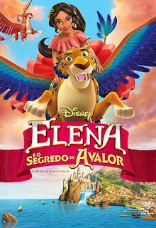Elena e o Segredo de Avalor - DVDRip Dublado