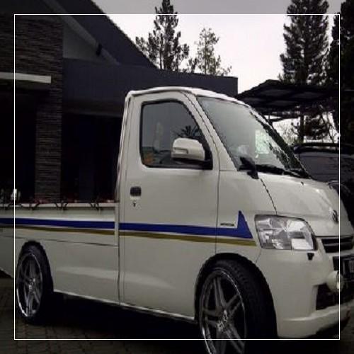 15 Gambar Modifikasi Mobil Pick Up Mega Carry 1 5 Grand