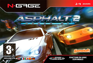 Asphalt Urban GT2 For N-Gage