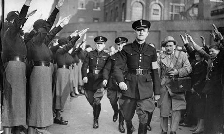worldwartwo.filminspector.com 10 March 1940 Oswald Mosley British Union of Fascists