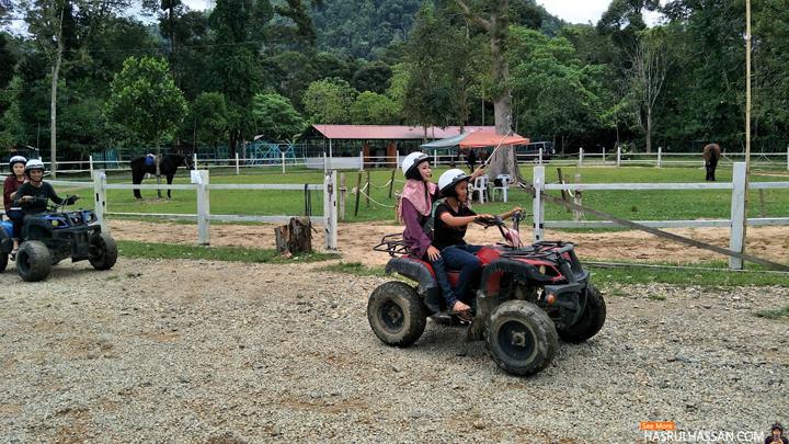 Aktiviti Disiniland Agrofarm and Resort, Batu Kurau