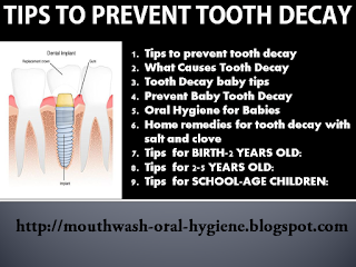 The Advanced Guide To Prevent Tooth Decay (9 TOPICS)