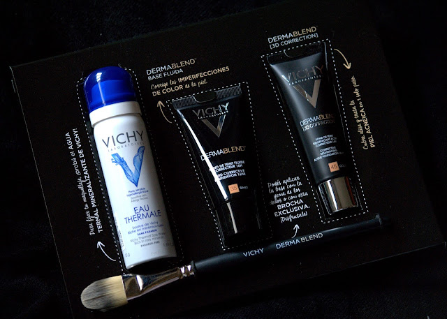 loreal, vichy, dermablend, base, maquillaje, makeup, beauty, fashion blogger, July Latorre, Asesora de Imagen, eventos, cuidado de la piel, faena art center,