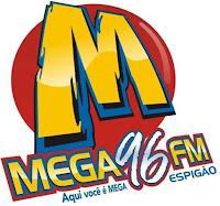 Rádio Mega FM 96.9 de Espigão d'Oeste RO