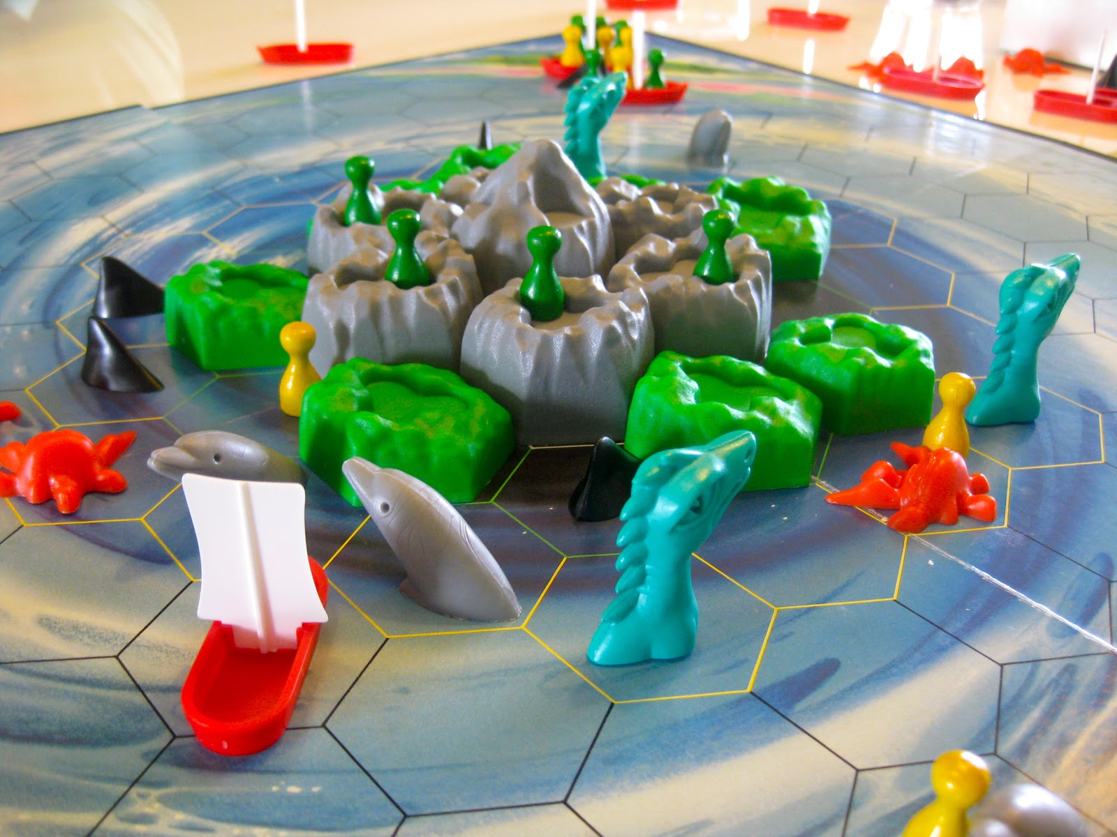 Goede GeenSpelFout: Atlantis, Vlucht van EF-99