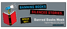 Banned Books Week!