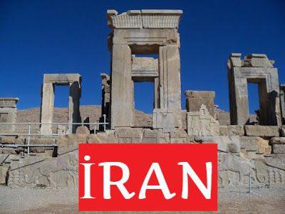 İran Gezilecek Yerler