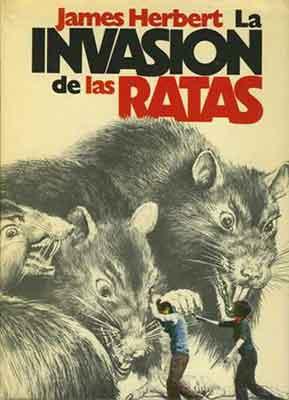 La invasión de la ratas de James Herbert, una novela brutal