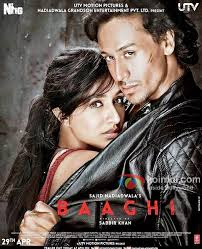 Watch Baaghi 2016 (29 April) full hindi movie online