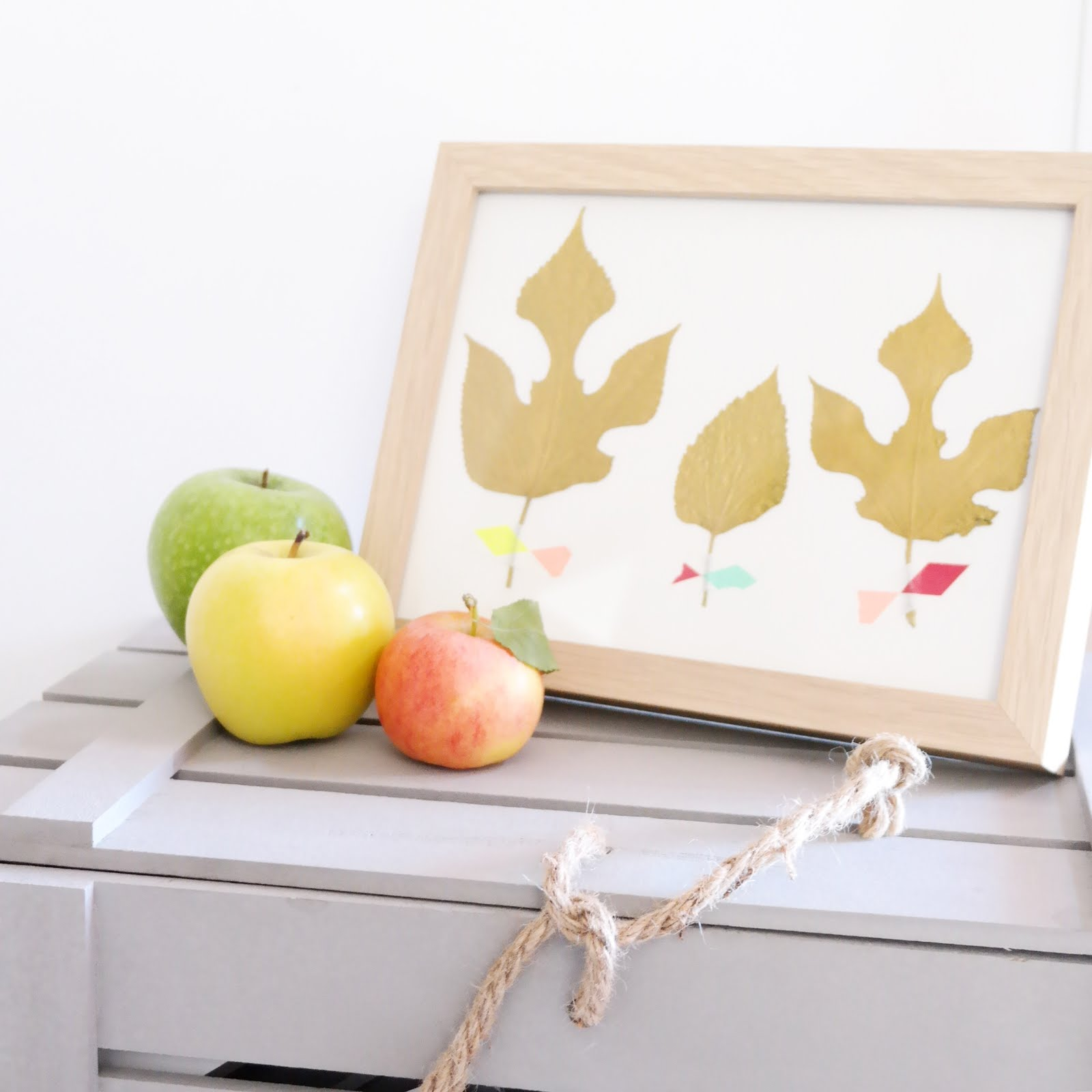 diy-cadre-automne-feuille