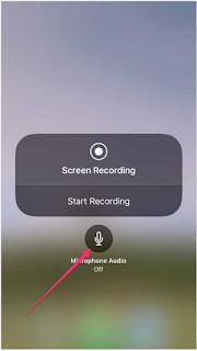 Cara Screen recorder Iphone iOS11 / Merekam Layar iPhone & iPad: iOS 11, Begini caranya