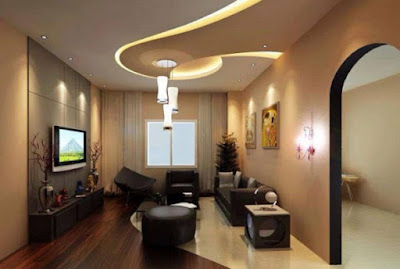 New false ceiling design ideas for living room 2019
