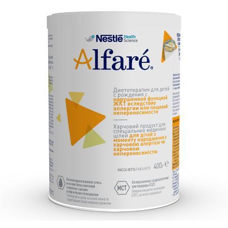 Sữa Nestle Alfare dành cho trẻ dị ứng với sữa bò hộp 400 gr