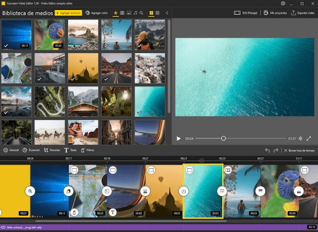 Icecream Video Editor PRO Descargar