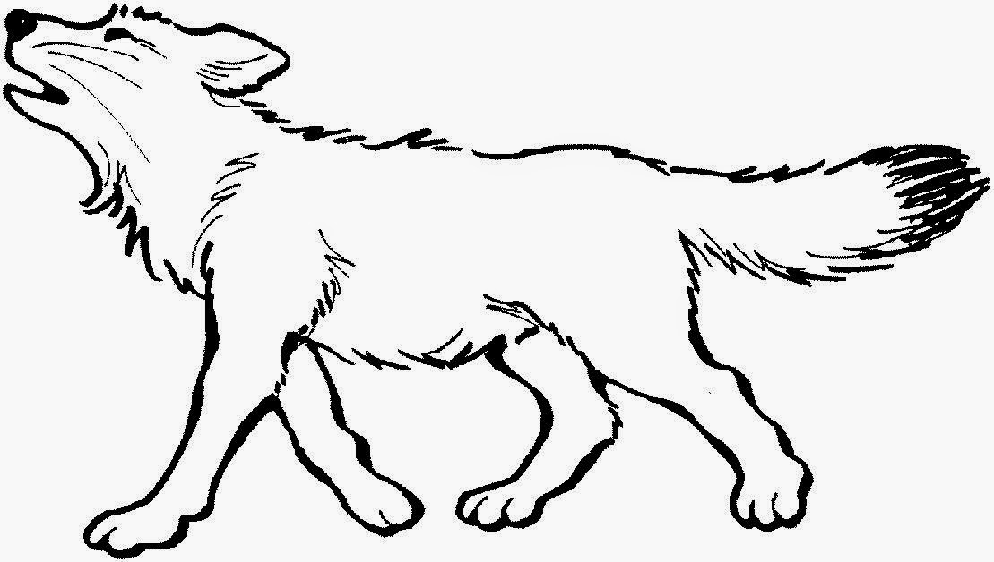 It's just a graphic of Comprehensive Printable Wolf Coloring Pages