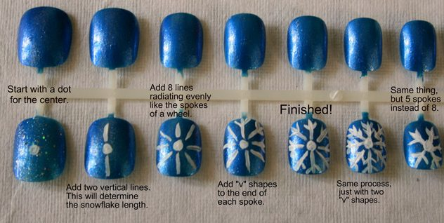Classy and simple christmas nail art designs for stylish girls classy and stylish christmas nail art designs for prinsesfo Images
