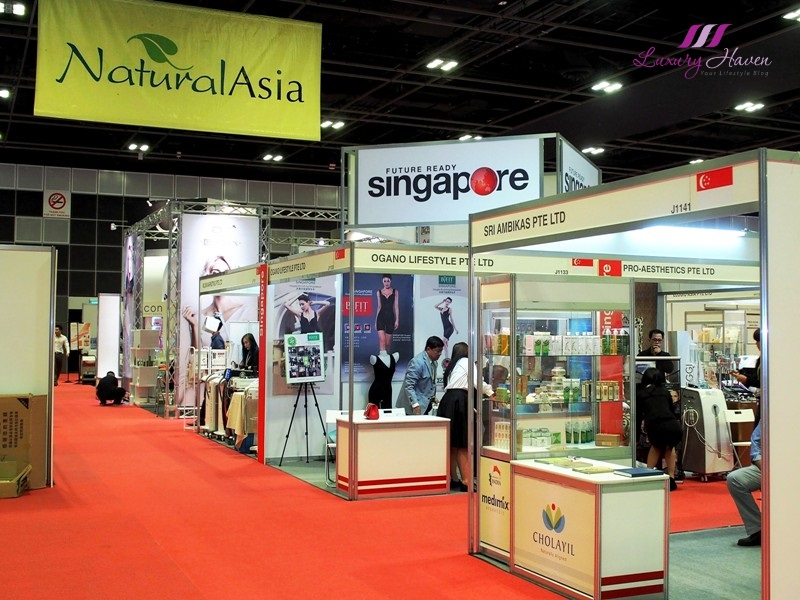 beautyasia 2016 beauty wellness trade exhibition suntec singapore