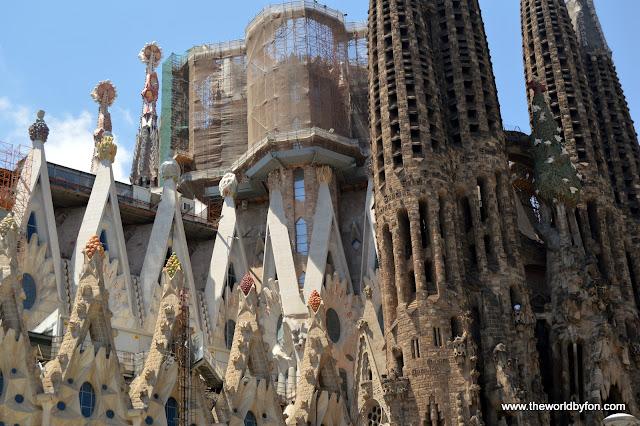 Barcelona: a Sagrada Família