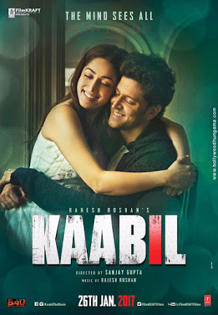 Kaabil (2017) Movie Poster