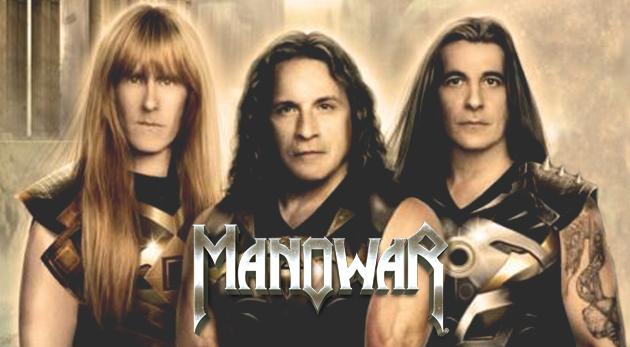 manowar band 2018