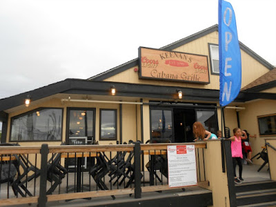 Keenan's Cabana Grille in North Wildwood New Jersey