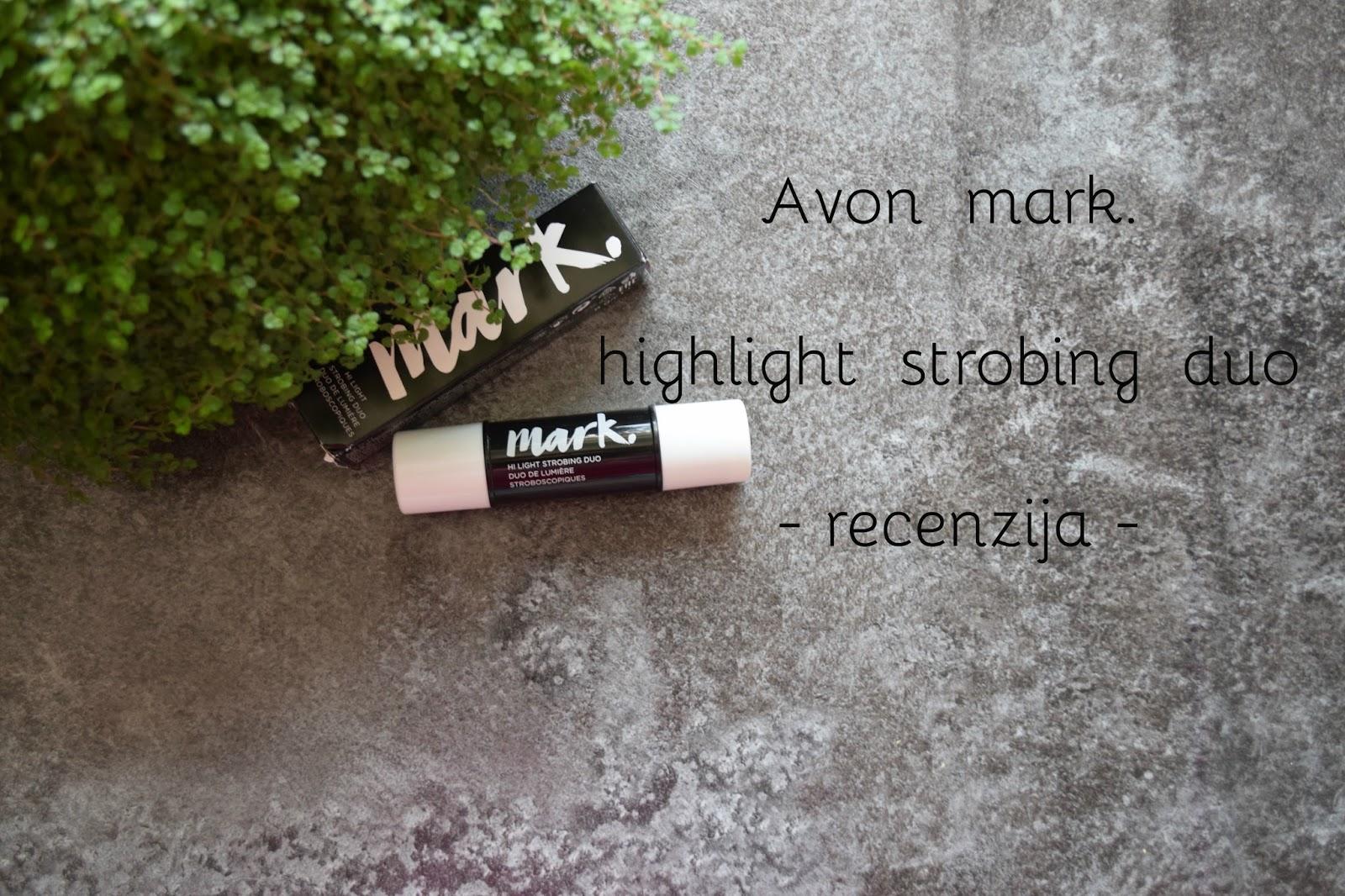 Avon mark strobing duo recenzija