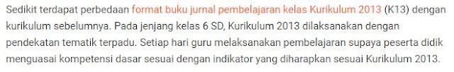 Perbedaan K-13 dengan Kurikulum sebelumnya, https://bloggoeroe.blogspot.com/