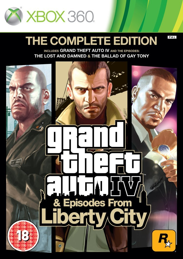 71fiiFf99WL. SL1061  - GTA Episodes From Liberty City For Xbox 360