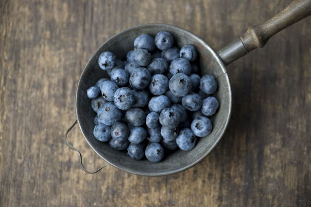 blueberries to your healthy diet
