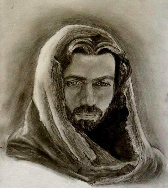 jesus christ: jesus christ sketch