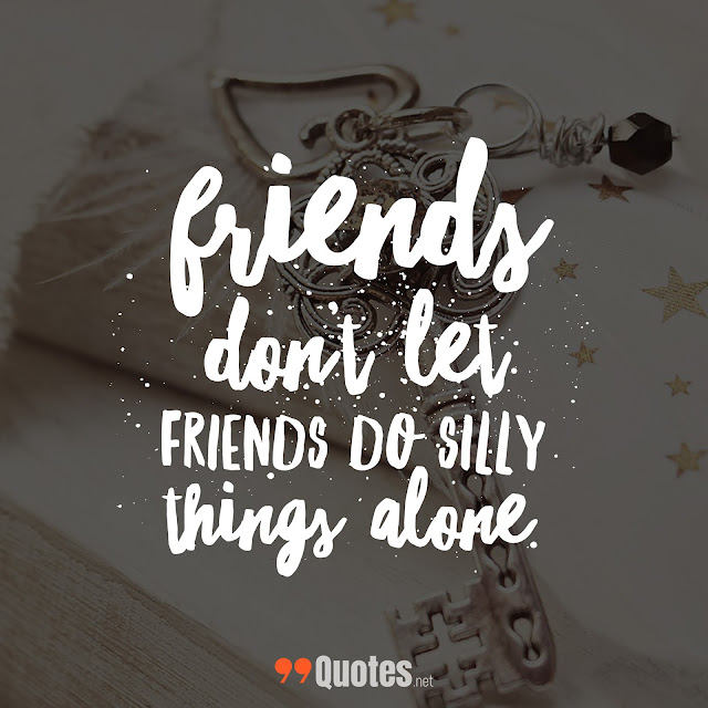 short funny quotes friendship