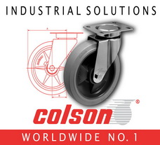 Bánh xe công nghiệp Colson www.banhxepu.net