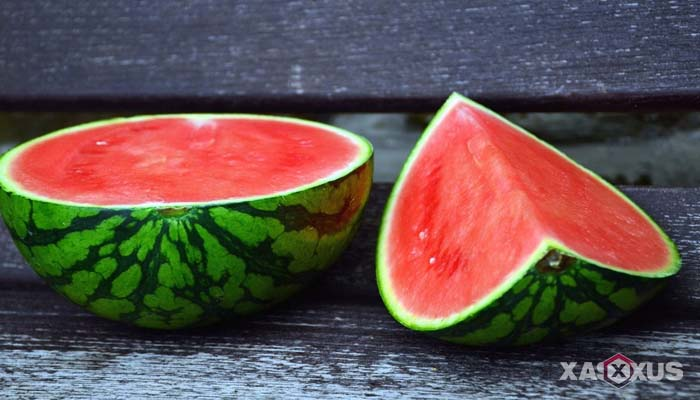 Buah penambah darah untuk penderita darah rendah - Semangka